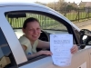 Jillian Miller....Mossend passed with KESS Driving