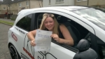 Nicol King....Motherwell passed with KESS Driving