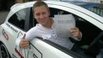 Conner Hunter....Calderbank passed with KESS Driving