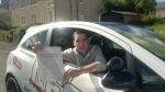 Robert Butters....Bellshill passed with KESS Driving