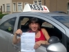 Adele Campbell....Motherwell passed with KESS Driving