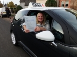 Anne Love....Bellshill passed with KESS Driving