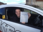 Cole Dixon....Bellshill passed with KESS Driving