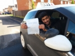 Hamid....Bellshill passed with KESS Driving