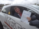Ricki passed with KESS Driving