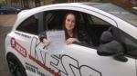 Rebecca Cribben....Bellshill passed with KESS Driving