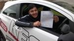Faisal Ghaffar....Motherwell passed with KESS Driving