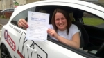 Kirsty Wallace....Bellshill passed with KESS Driving