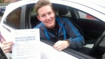 Jordan Ronald passed with KESS Driving