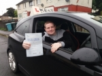 Graham....Motherwell passed with KESS Driving