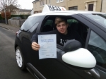 James....Motherwell passed with KESS Driving