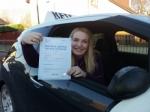 Leanne....Bellshill passed with KESS Driving