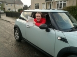 Lisa Heriot....Hamilton passed with KESS Driving