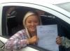 Nicola Berkley....Bellshill passed with KESS Driving