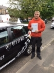 Chris passed with Kiran's Driving School