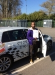 Mohammed  passed with Kiran's Driving School