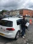 Sunil passed with Kiran's Driving School
