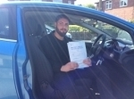 Andreas passed with Launders Driving School