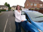 Gilly passed with Launders Driving School