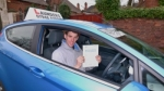 Jamie passed with Launders Driving School