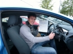 Rory passed with Launders Driving School