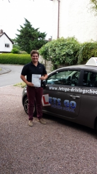 Sam was great in not only helping me pass my test but also in making me a safe driver. He adapted his style of teaching to suit me personally, if I didn't understand anything I was never afraid to ask again. Within my first lesson with Sam I felt like...