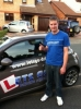 Adam Walker passed with Lets Go Driving School