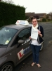 Amelia Johns passed with Lets Go Driving School