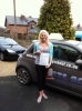 Anya Cronin passed with Lets Go Driving School