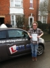 Benjamin Taylor passed with Lets Go Driving School