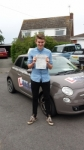 Cameron Dickenson passed with Lets Go Driving School
