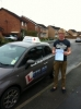 Charlie Jeffery passed with Lets Go Driving School