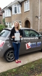 Charlotte Harris passed with Lets Go Driving School