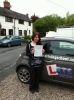 Charlotte Ward passed with Lets Go Driving School