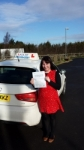 Cherian Budd passed with Lets Go Driving School