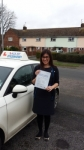 Chloe Bernett passed with Lets Go Driving School