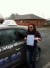 Daniela Ciapparelli passed with Lets Go Driving School