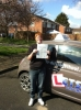 Gemma Jackson passed with Lets Go Driving School