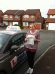Georgia Hemming passed with Lets Go Driving School