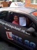 Gita Bhattarai passed with Lets Go Driving School