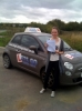 Hazel Bostock passed with Lets Go Driving School