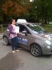 Heather Sperring passed with Lets Go Driving School