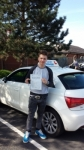 Jobie Haynes passed with Lets Go Driving School