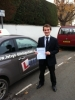 Jonathan Thomson passed with Lets Go Driving School