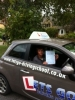 Joshua Thomson passed with Lets Go Driving School