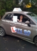 Katie Armento passed with Lets Go Driving School