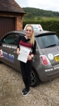 Katie Dawson passed with Lets Go Driving School