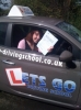 Kitty Cook passed with Lets Go Driving School
