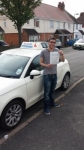 Lewis Matthews  passed with Lets Go Driving School