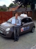 Luke Patching passed with Lets Go Driving School